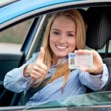 custo para aulas para tirar carteira de motorista Lapa de Baixo