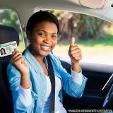 fazer carteira de motorista Vila Argentina