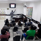 orçamento de primeira aula de habilitação Vila Cavaton